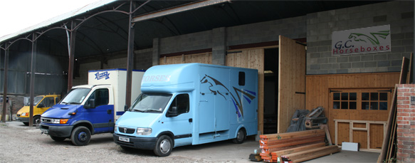 GC Horseboxes Premises